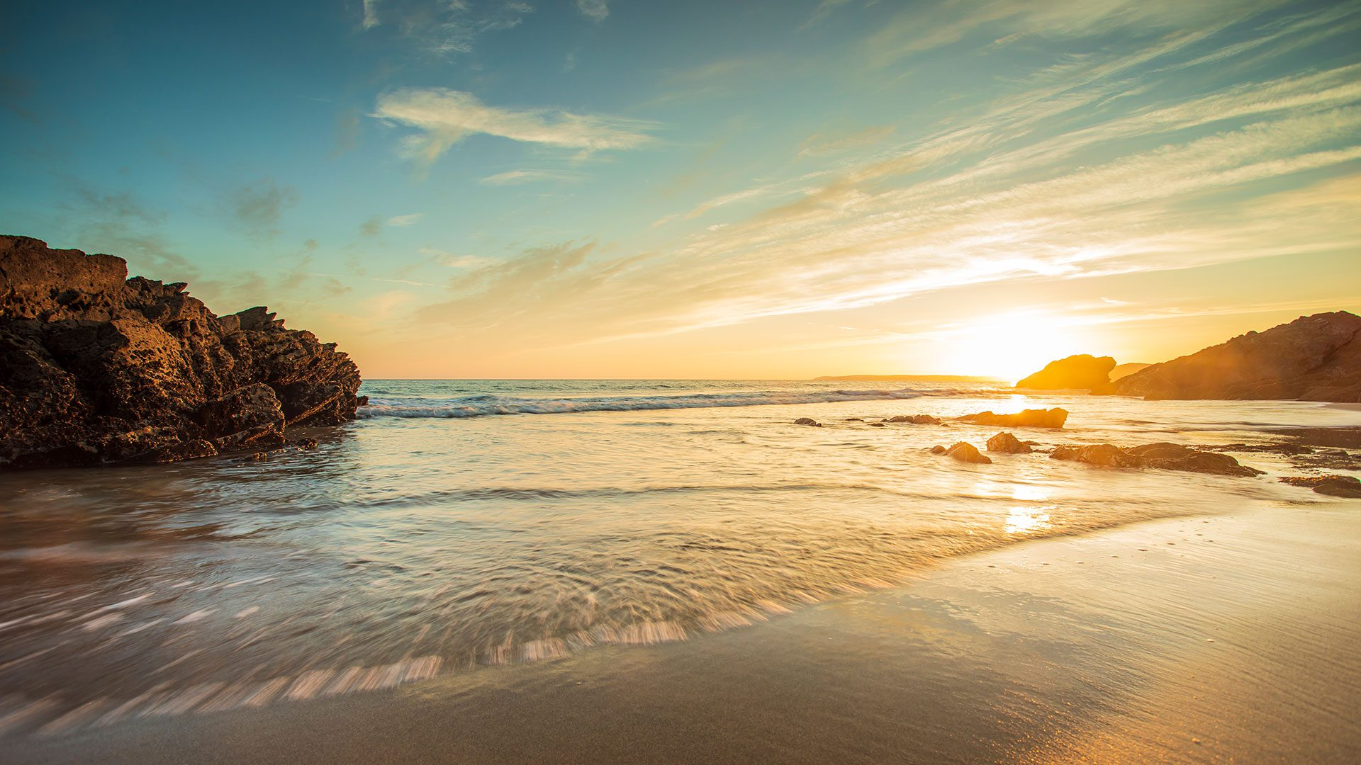 Whitsand Beach Cornwall